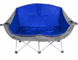 Ozark Trail 2-Person Camping Love Seat for $35