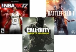 PS4 and Xbox One Games at Best Buy: 3 for 2