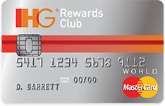 IHG Rewards Club Select Card: 60,000 bonus points