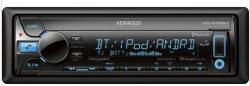 Kenwood In-Dash CD Bluetooth Receiver $87