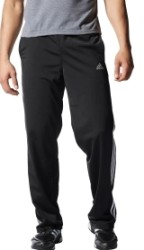 adidas Men's Essential Tricot Pants for $21