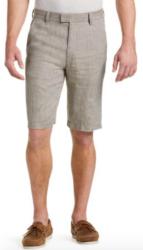Joseph Abboud Men's Tailored Fit Shorts