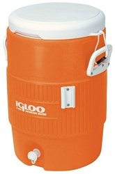 Igloo 5-Gallon Seat Top Beverage Jug for $18