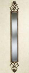 Taneisha Wall Scroll Mirror Panel for $86