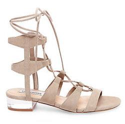 Steve Madden Women's Chely Suede Sandals for $40