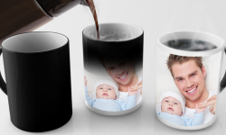Printerpix 11-oz. Magic Photo Mug for $5