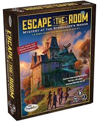 Escape the Room Stargazer's Manor Board Game $10