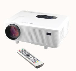 Excelvan CL720 LCD LED Projector for $97