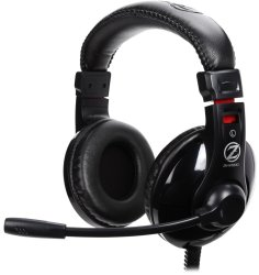 Zalman HPS200 Circumaural Headset for $9