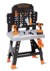 Black & Decker Junior Mega Workbench for $40