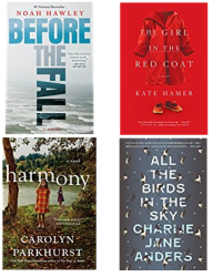 2016 Best of the Month Kindle eBooks
