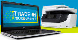 Staples Tech Trade-In Trade-Up: Up to $200 off