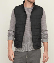 Abercrombie & Fitch Men's Puffer Vest for $12