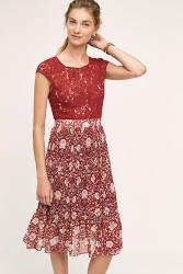 Plenty by Tracy Reese Women's Midi Dress for $70