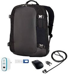 Dell Backpack Premier PC Accessory Bundle for $30