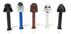 Star Wars Pez Dispenser 6-Pack w/ Candy Packs $9