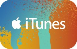 iTunes Gift Cards at PayPal Gifts: 15% off
