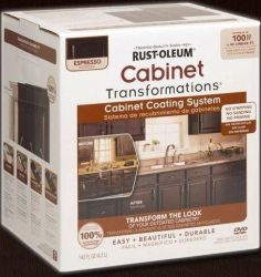 Rust-Oleum Cabinet Transformation Kit for $47