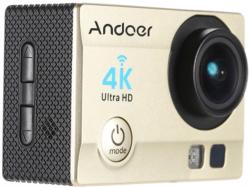 Andoer Q3H 4K WiFi UHD LCD Action Camera $35