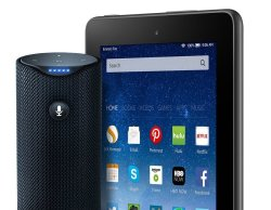 "Amazon Fire 7"" 16GB WiFi Tablet, Tap for $120"