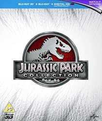 Jurassic Park Premium Collection on Blu-ray $12