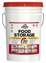 Augason Farms 30-Day Food Storage Pail for $70