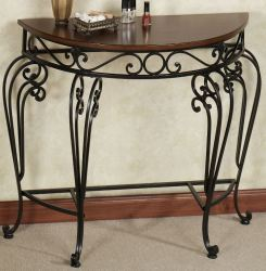 Salerno Vanity Table for $110