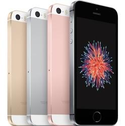 Apple updates iPhone SE storage, drops 16GB model
