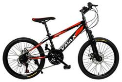 "Yizu Unisex 20"" 21-Speed Mountain Bike for $200"