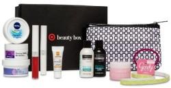 Target Women's December 11-Piece Beauty Box $10
