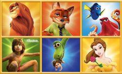 Disney Movies at Zavvi: 2 from $15