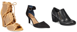 Macy's Women's Shoes Clearance: 60% off