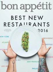 Bon Appetit Magazine 1-Year Subscription for $4