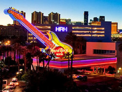 2Nts at Hard Rock Hotel in Las Vegas from $36/nt