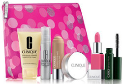 Clinique 7-Piece Set for free w/ $27 purchase