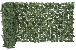 "BCP Faux Ivy 94"" x 59"" Privacy Screen for $40"