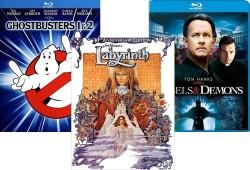 Blu-ray Movies at Best Buy: Buy 1, get 2nd free