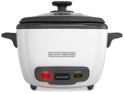 Black & Decker 16-Cup Rice Cooker for $10 after rebate + free s&h w/beauty item