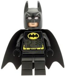 LEGO DC Super Heroes Batman Alarm Clock for $12