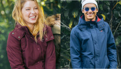 Hollister Outerwear: Up to 50% off