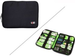 BUBM Cable and Gadget Organiser Bag from $6