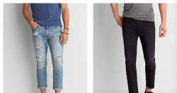 American Eagle Men's and Women's Jeans for $20