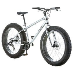"""Mongoose Men's Malus 26"""" Fat Tire Bicycle for $200"""