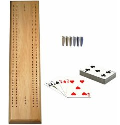 Deluxe Competition Cribbage Set