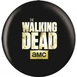 OTB The Walking Dead Bowling Ball for $150