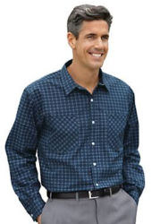 Haband Men's Travelers Best of the Best Shirt $24