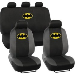 Batman Car Seat Cover Set for $23