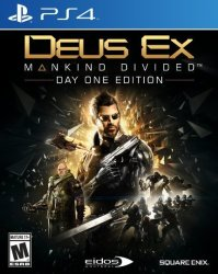 Used Deus Ex: Mankind Divided for PS4 / XB1 $13