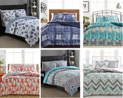 Comforter Sets at Macy's: Up to 70% off + $10 off