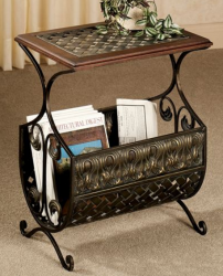 Jayden Magazine Table for $88